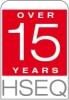 Aufkleber over 15 Jahre HSEQ-100px